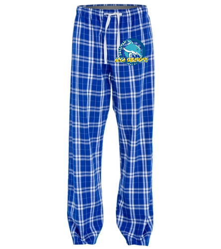SBD Flannel Pants - SwimOutlet Unisex Flannel Plaid Pant