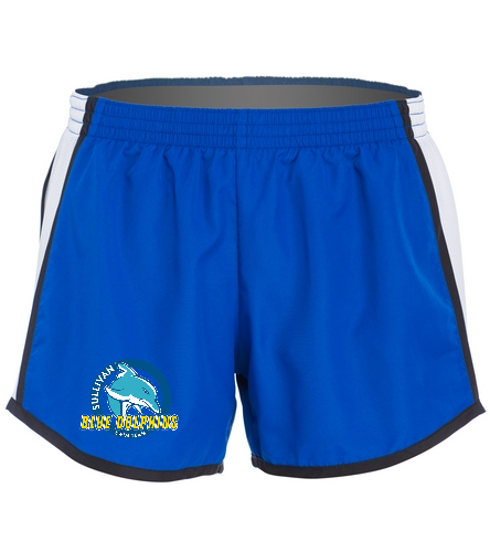 SBD Girls Shorts - SwimOutlet Custom Unisex Team Pulse Short
