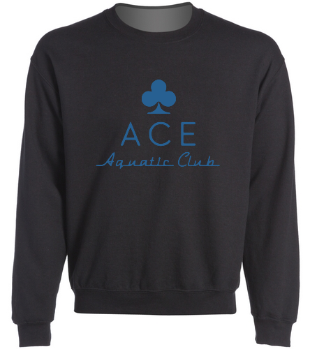 ACE ADULT CREW - SwimOutlet Heavy Blend Unisex Adult Crewneck Sweatshirt