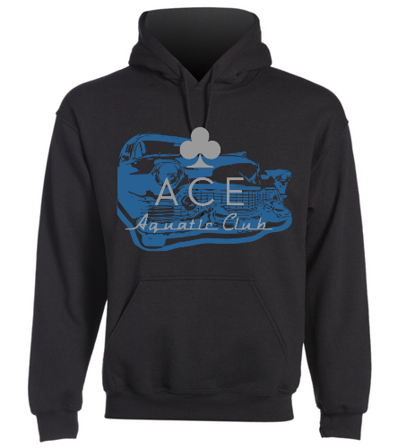 ACE CLASSIC SWEATSHIRT - SwimOutlet Heavy Blend Unisex Adult Hooded Sweatshirt