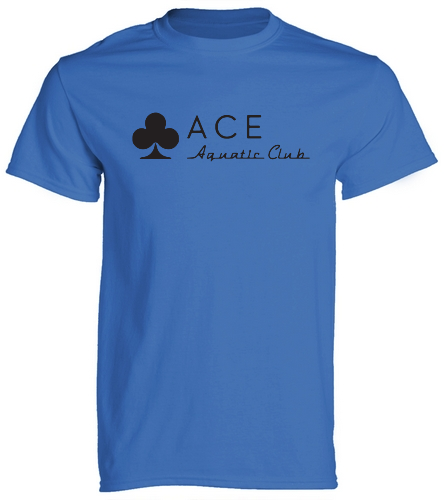 ACE ROYAL  - SwimOutlet Cotton Unisex Short Sleeve T-Shirt