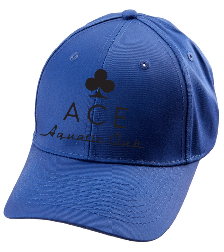 ACE ROYAL CAP - SwimOutlet Unisex Performance Twill Cap