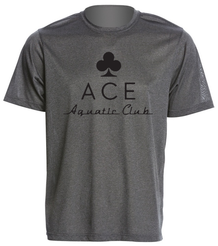 ACE PERFORMANCE TEE - SwimOutlet Men's Tech Tee