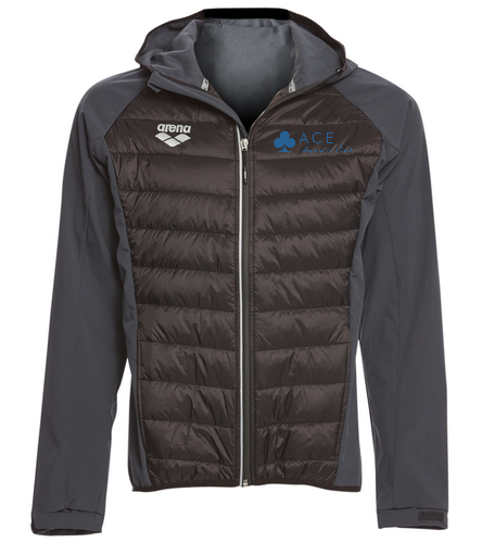 ACE Unisex Quilted Jacket - Arena Unisex Team Line Quilted Soft Shell Jacket
