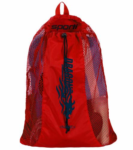Dragons - Sporti Premium Mesh Backpack