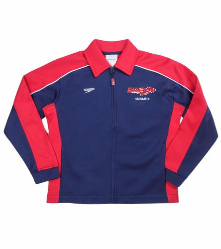 Dragons - Speedo Streamline Youth Warm Up Jacket