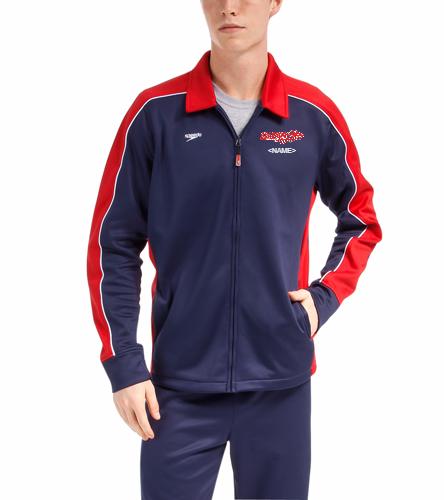 Dragons  - Speedo Streamline Male Warm Up Jacket