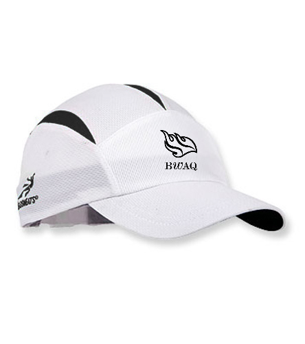 Black Logo Hat - Headsweats Go Hat