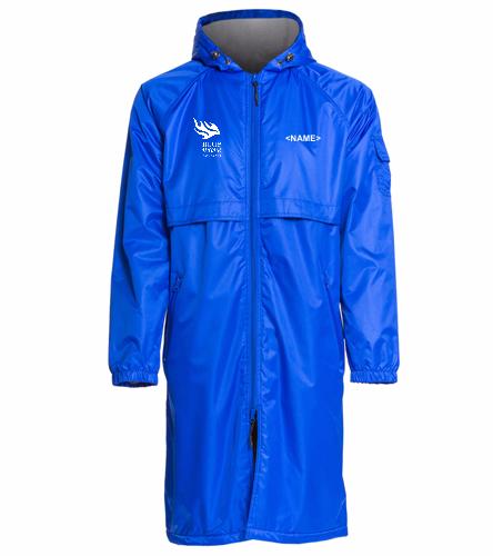 BWAQ Parka - Sporti Comfort Fleece-Lined Swim Parka