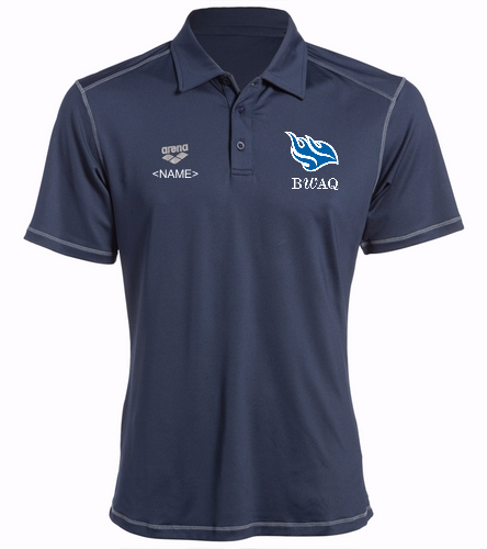 BWAQ Men's Polo - Arena Camshaft USA Unisex Polo Shirt