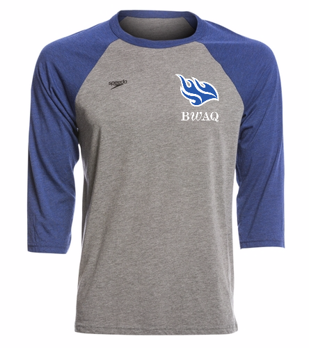 baseball jersey unisex - Speedo Unisex Baseball Tee Shirt