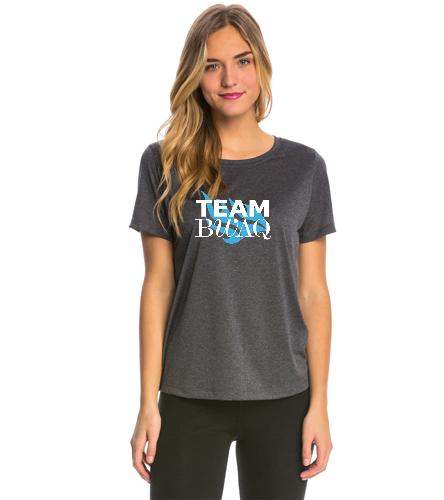 tech tee womens teal - SwimOutlet Women's Tech Tee