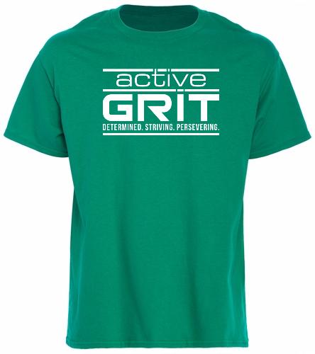AG -  Cotton T-Shirt - Brights