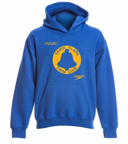 SCSC -  Heavy Blend Youth Hooded Sweatshirt