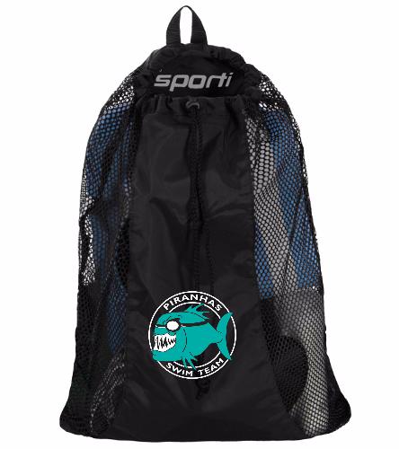 Pennbrooke Piranhas - Sporti Premium Mesh Bag