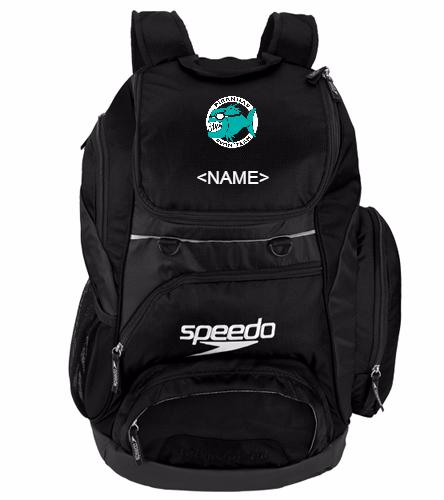 Piranhas Large Backpack - Speedo Large 35L Teamster Backpack