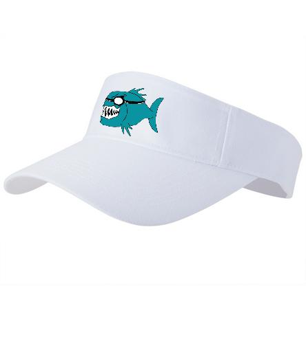 PBP Visor - SwimOutlet Custom Cotton Twill Visor