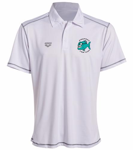 Piranhas Polo Shirt - Arena Camshaft USA Unisex Polo Shirt