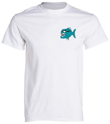 PBP T-Shirt -  Unisex 100% Cotton 30's RS S/S
