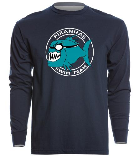PBP Long Sleeve Shirt - Unisex Long Sleeve Crew/Cuff