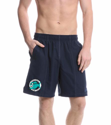 Piranhas Men's Volley Shorts - Speedo Men's Rally Volley Short