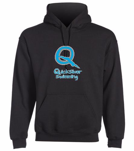 Adult Quicksilver  -  Heavy Blend Adult Hooded Sweatshirt