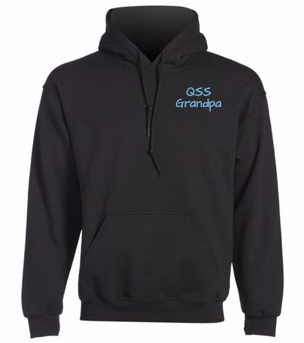 QSS Grandpa -  Heavy Blend Adult Hooded Sweatshirt