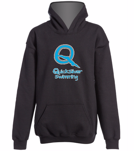Youth Quicksilver  -  Heavy Blend Youth Hooded Sweatshirt