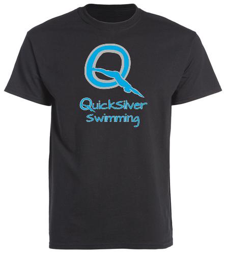 Quicksilver Adult T-Shirt -  Unisex 100% Cotton 30's RS S/S