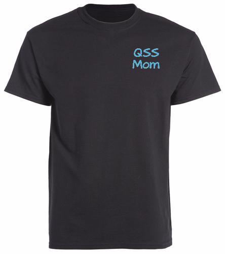 QSS Mom T-Shirt Option 1 -  Unisex 100% Cotton 30's RS S/S