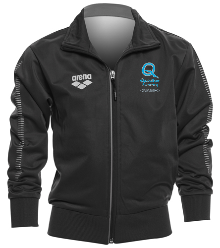 Quicksilver - Arena Youth Team Line Knitted Poly Jacket