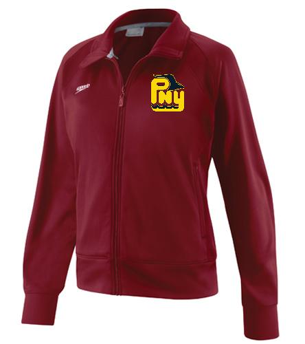 PNY Logo Team Jacket (Speedo) - Speedo Female Sonic Warm Up Jacket