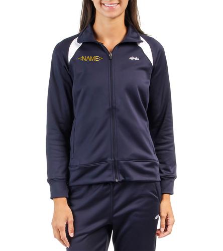 PNY Warm-up Jacket (Personalized) - Dolfin Warm Up Jacket