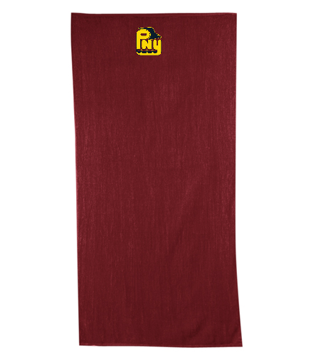 PNY  - Diplomat Terry Velour Beach Towel 30 x 60