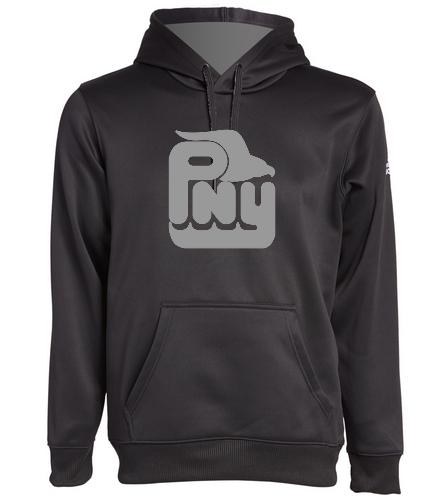 PNY Logo Hoodie - Adidas Men's Team Issue Hoodie