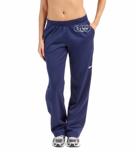 CVMM Female Warm Up Pant  - Speedo Streamline Female Warm Up Pant