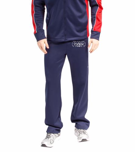 CVMM Male Warm Up Pant  - Speedo Men's Streamline Warm Up Pant