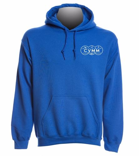 CVMM Hoodie - SwimOutlet Heavy Blend Unisex Adult Hooded Sweatshirt