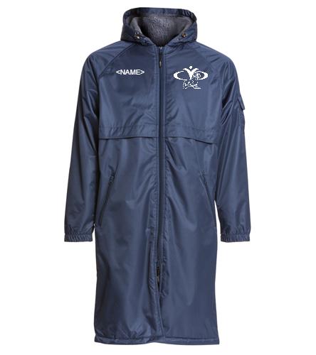 CYC - Sporti Comfort Fleece-Lined Swim Parka