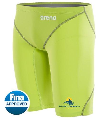VSS - Arena Men's Powerskin ST 2.0 Solid Jammer Tech Suit Swimsuit