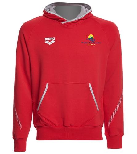VSS Hoodie - Arena Unisex Team Line Stretch Fleece Pullover Hoodie