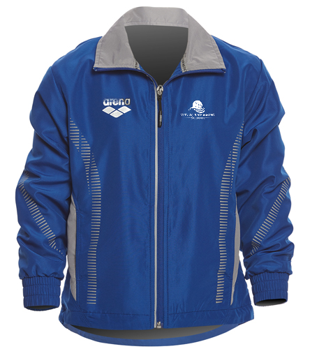 Vitaliy`s - Arena Youth Team Line Ripstop Warm Up Jacket