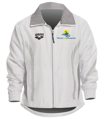 Youth Warm up VSS - Arena Youth Team Line Ripstop Warm Up Jacket