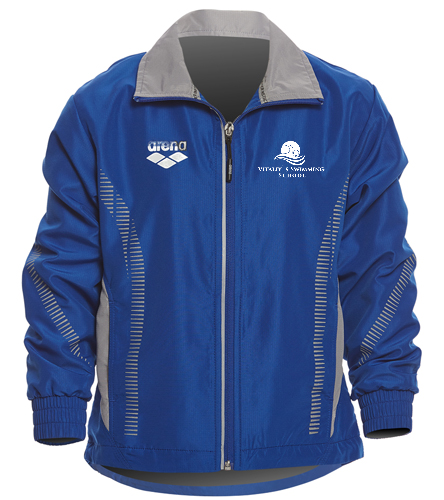 VSS - Arena Youth Team Line Ripstop Warm Up Jacket