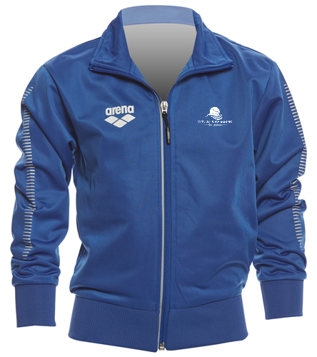 Arena Jacket - Arena Youth Team Line Knitted Poly Jacket