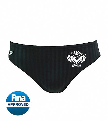 aquablade black speedo logo - Speedo Men's Aquablade Brief Tech Suit Swimsuit