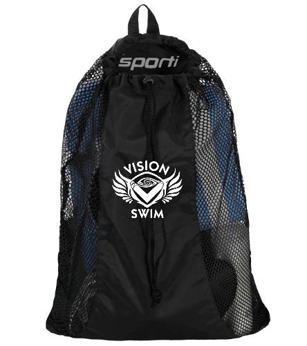 Sporti deck bag - Sporti Premium Mesh Backpack