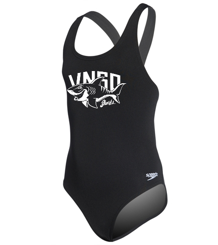 VNSO WP girls - Speedo Solid Endurance Super Proback Youth Swimsuit Swimsuit