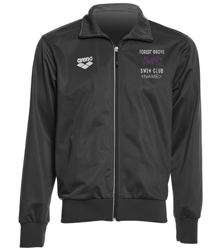 Forest Grove Team Jacket - Arena Unisex Team Line Knitted Poly Jacket