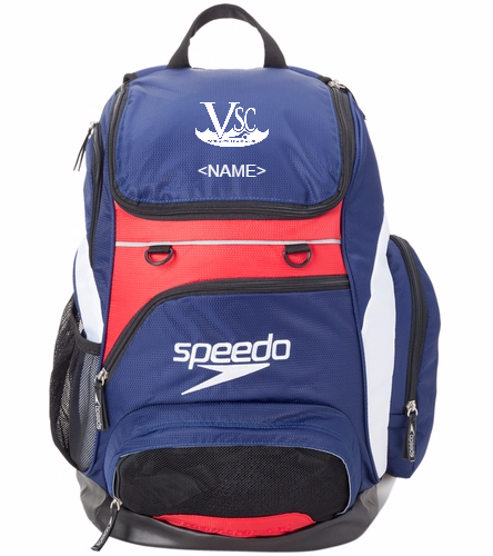 Vancouver Swim Club - Speedo Large 35L Teamster Backpack